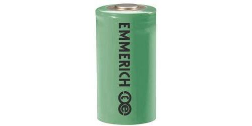 Pile spéciale 2/3 R6 lithium Emmerich 651242 3.6 V 1600 mAh 1 pc(s)