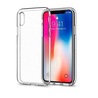 iphone x souple coque anti-rayures