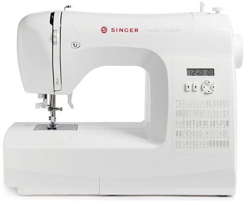 Singer Haute Couture Machine à Coudre électronique Limited Edition