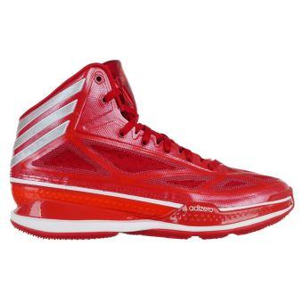 Montantes Adidas Adizero Crazy Light Rouge pour Hommes 41 13