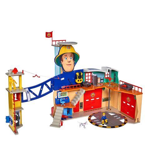 Simba Toys 109251059 - Pompier Sam Mega Fire Station XXL