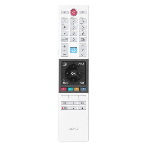 Télécommande de remplacement CT ‑ 8528 pour TV Toshiba