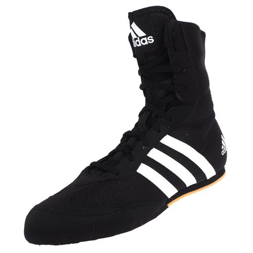 Chaussures boxe Adidas Chaussures boxe anglaise Noir taille : 46 réf : 22975