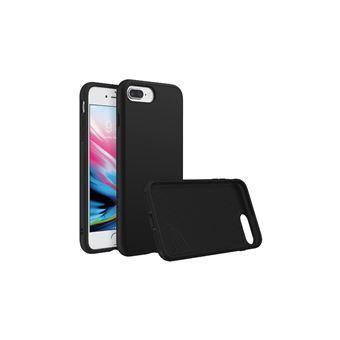Coque Rhinoshield SolidSuit Apple iPhone 7 8 Coque Souple Antichocs Noir