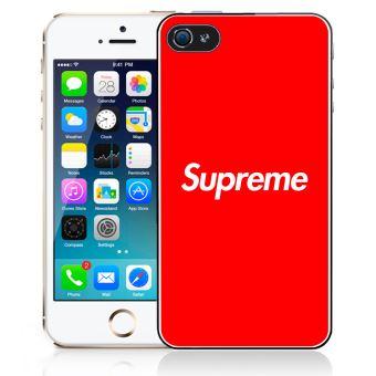 Coque pour iPhone 5 5S logo supreme
