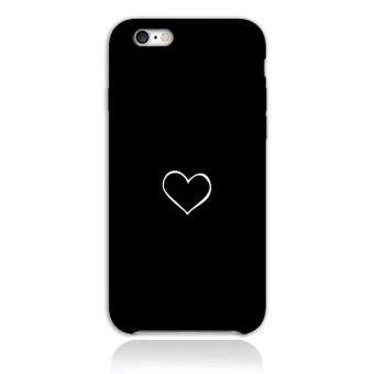 iphone 8 coque coeur