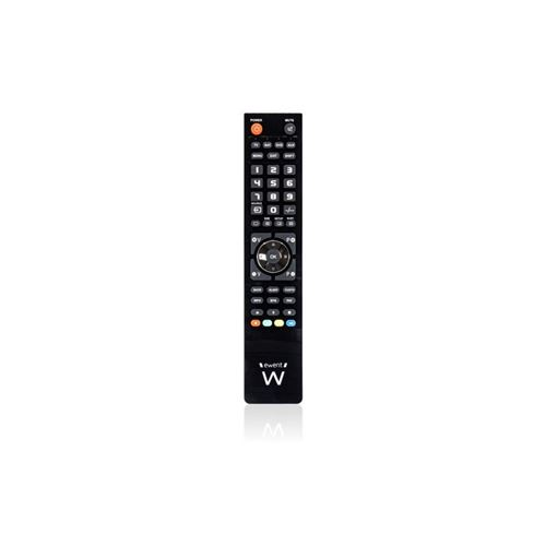 Télécommande Universelle Ewent EW1570 Noir