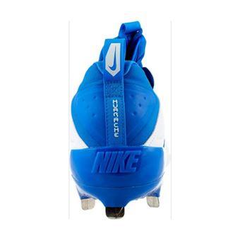 sneakers for cheap c4b9b 41fb1 Crampons de Baseball métal Nike Alpha Huarache Elite Low Blanc et Bleu Pour  Homme Pointure - 43 - Chaussures et chaussons de sport - Achat   prix   fnac