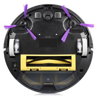 Alfawise V8S Robot Aspirateur Double Slam Navigation