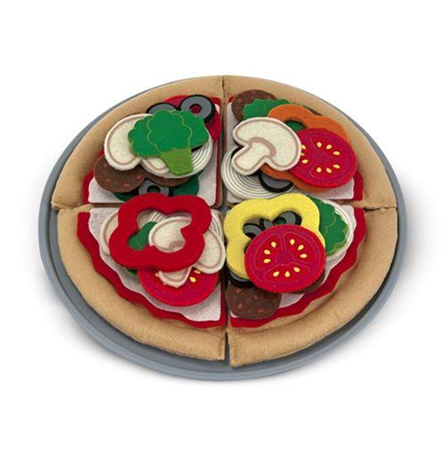 Melissa & Doug Feutre à pizza 42 pièces