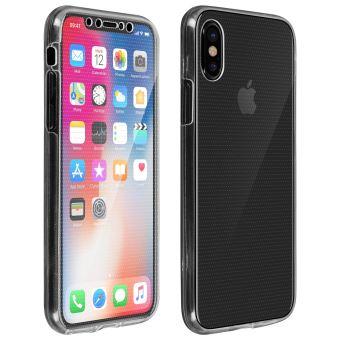 coque silicone integrale iphone x