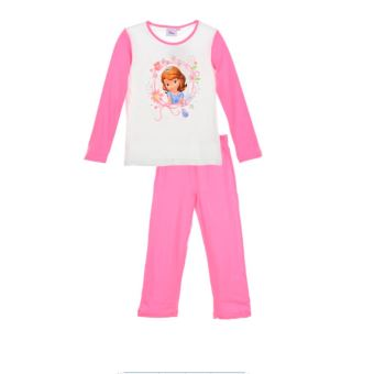 981fcf21ce559 Pyjama Princesse Sofia taille 6 ans enfant blanc - Range pyjama - Achat    prix