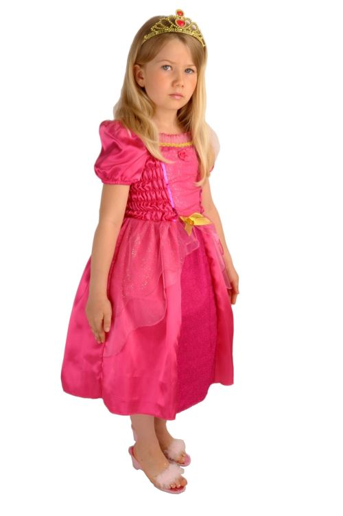 Déguisement princesse valentine en house luxe 5-7 upyaa 430221