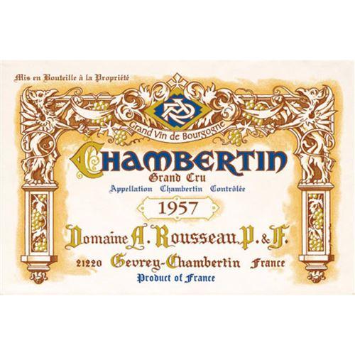 Torchon Chambertin Gd Cru Winkler