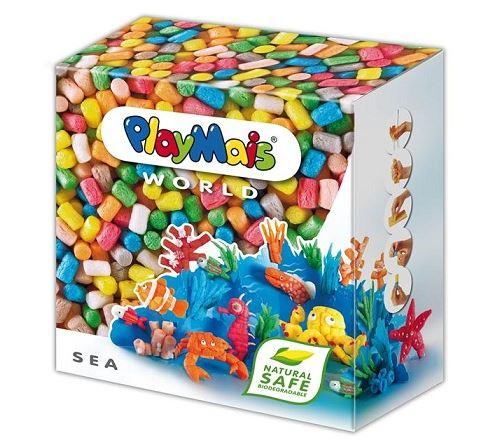 Playmais - 160016 - loisir créatif - world sea