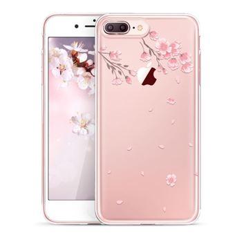 coque iphone xr fleur de cerisier
