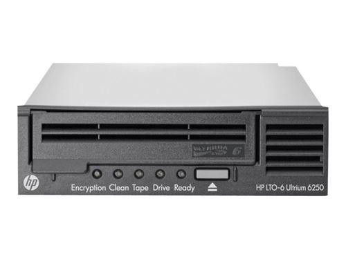 HP EH969A Lecteur de cassette externe SAS 6,25 To Noir