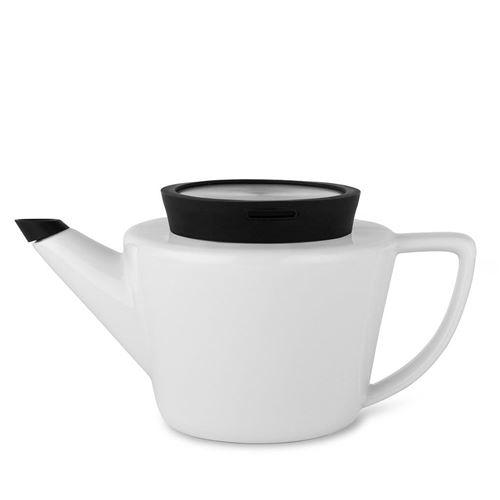 Viva Scandinavia (V34801) Petite théière en porcelaine Infusion™ (0.5l) - Noir