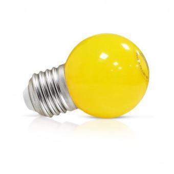 Ampoule e27 15 W jaune Normal Pour Fête éclairage