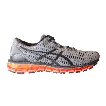Chaussures ASICS GEL Quantum 360 Shift gris orange