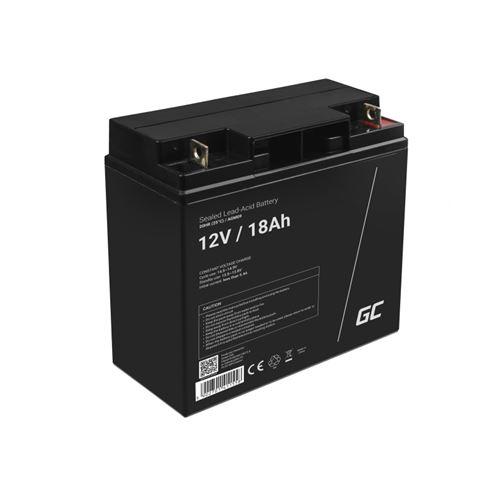 Green Cell AGM Batterie au plomb 12V 18Ah