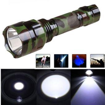 Led Torche Xml Lampe Support 2600lm T6 Ultrafire C8 Tactique Avec USVqzMp