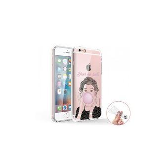Coque Iphone 6 Iphone 6s 360 Integrale Transparente Dans Ma Bulle La Coque Francaise