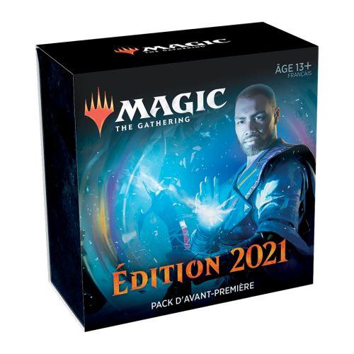 Kit / pack avant première édition 2021 magic the gathering