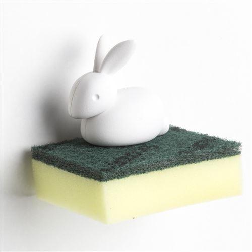 Porte-éponge lapin Bunny - Blanc