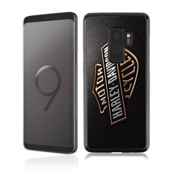 Coque pour Samsung Galaxy S9 Plus harley davidson logo