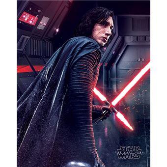 Star Wars - Kylo Ren Rage - 40x50 cm - AFFICHE / POSTER