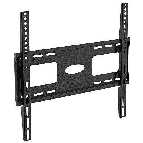 'iggual sptv11 - Support TV 32 - 55 50 kg mural fixe, noir