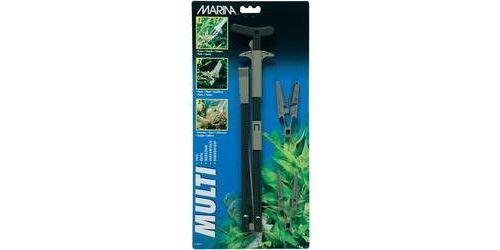 Outil multifonction pour aquarium Marina Multi-Tool 11012