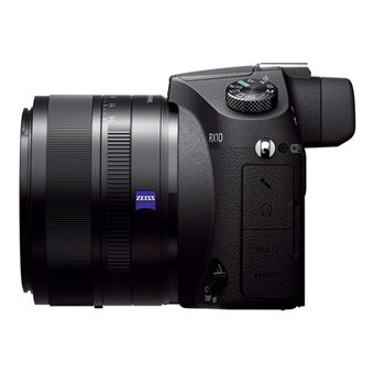 Sony Cyber-shot DSC-RX10 - Appareil photo numérique - compact - 20.2 MP - 8.3x zoom optique - Carl Zeiss - Wi-Fi, NFC - noir