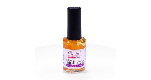 Eau émolliente / cuticle remover parfum orange - 15 ml