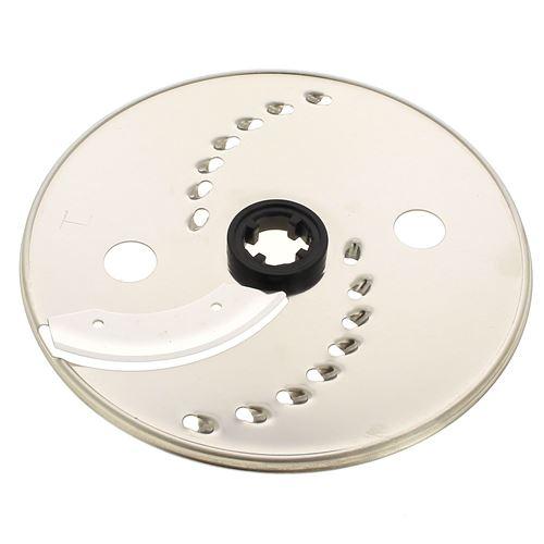 Disque h/c a raper/trancher gros pour Robot Moulinex, Mixer Moulinex, Robot Krups, Robot Seb, Robot A.e.g, Robot First line