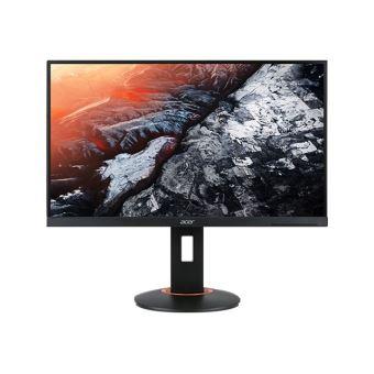 """Acer XF240Q - LED-monitor - 23.6"""" - 1920 x 1080 Full HD (1080p) - TN - 300 cd/m² - 1000:1 - 1 ms - 2xHDMI, DisplayPort - zwart"""
