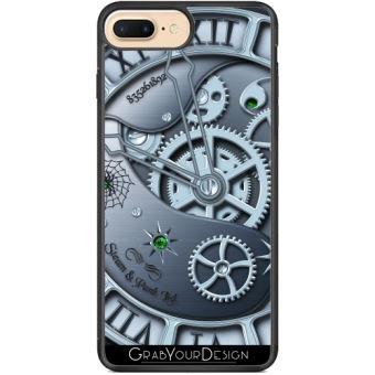 coque iphone 7 plus horloge
