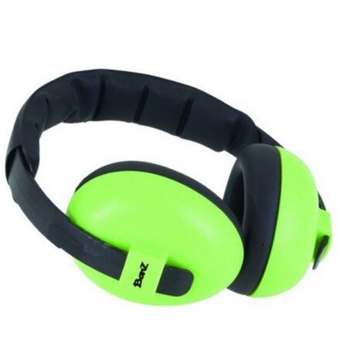Casque Anti-Bruit pour Enfant Banz Earmuffs, Vert