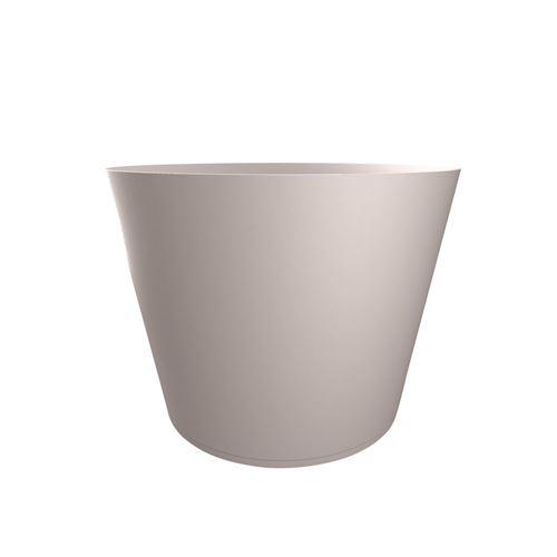 Pot de fleur design tokyo 80 grosfillex