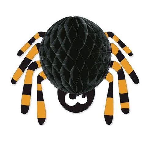 Araignée alvéolée pour Halloween - ScrapCooking Party