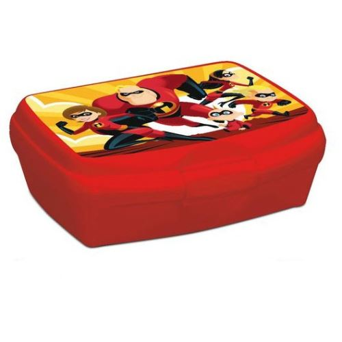 Boite a gouter Les Indestructibles Disney