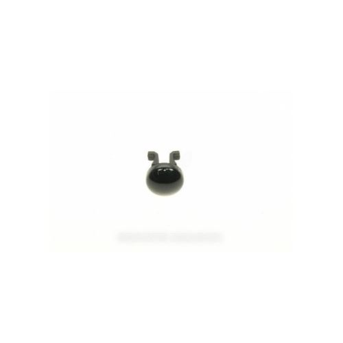 Interrupteur noir p60-p90 de table de cuisson indessit - 6785286