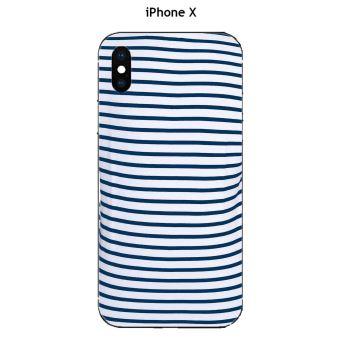 coque mariniere iphone x