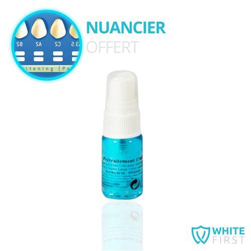 White First Spray Prétraitement Activateur Anti-Tache