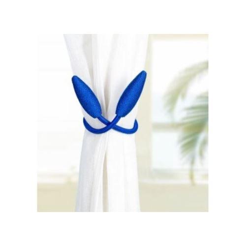 Attaches de rideaux magnétiques Bleu royal