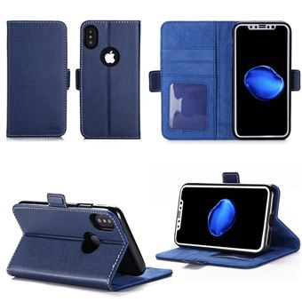 coque portefeuil iphone xs