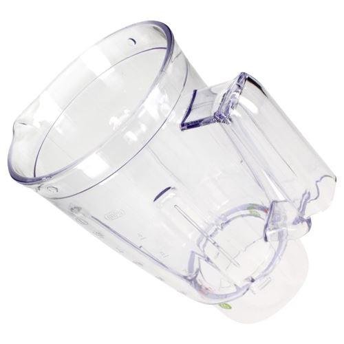 Bol blender plastique (295264-4612) Robot ménager MS-650006 MOULINEX, ROWENTA - 295264_3662894643939