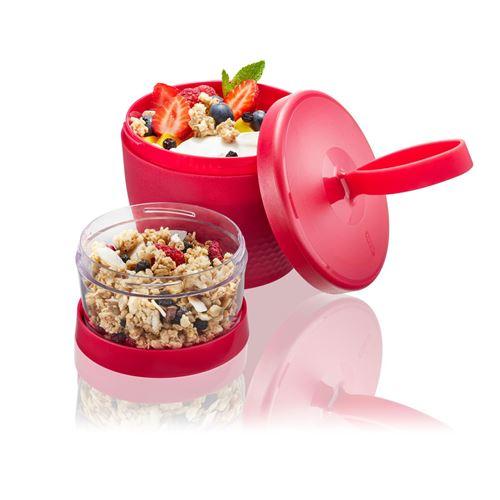 Gefu Snack Box FOODIE Rouge