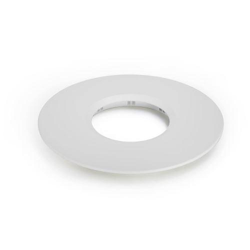 Table ronde blanche Mediterraneo